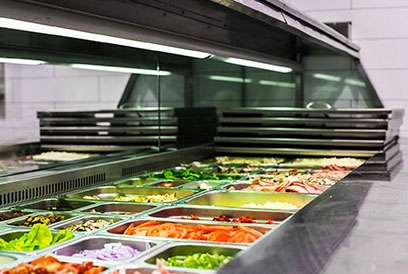 Pizza Shop food catering supplies